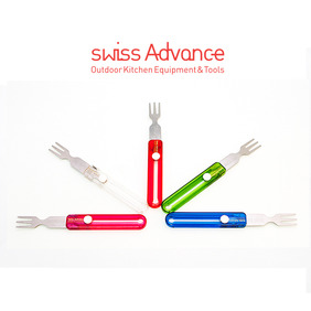 [SWISS ADVANCE] HIPUSS FORK 5COLORS