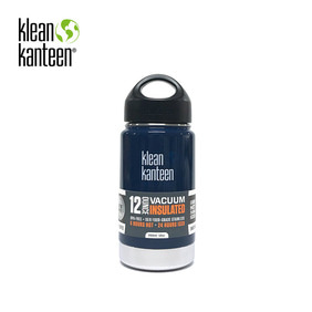 [KLEANKANTEEN] Wide Insulated 355ml Deep Sea