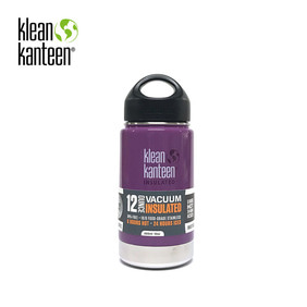 [KLEANKANTEEN] Wide Insulated 355ml Wild Grape