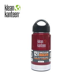 [KLEANKANTEEN] Wide Insulated 355ml Roasted Pepper