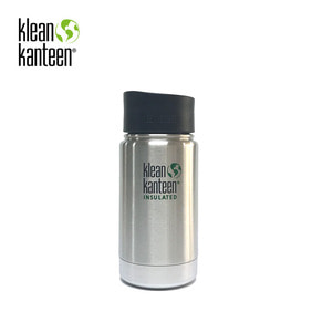 [KLEANKANTEEN] Wide Insulated CafeCap2.0 355ml Stainless