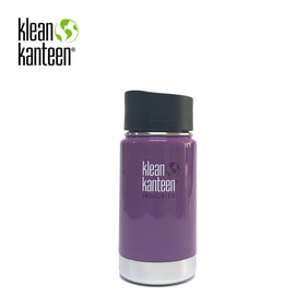 [KLEANKANTEEN] Wide Insulated CafeCap2.0 355ml Wild Grape