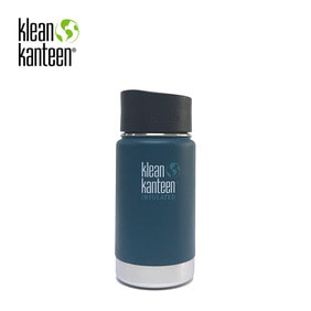 [KLEANKANTEEN] Wide Insulated CafeCap2.0 355ml Neptune Blue