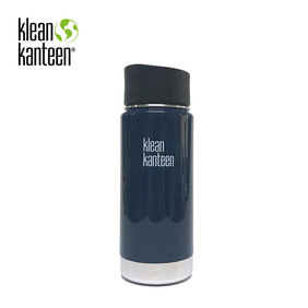 [KLEANKANTEEN] Wide Insulated CafeCap2.0 473ml Deep Sea