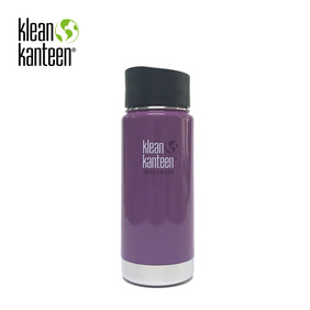 [KLEANKANTEEN] Wide Insulated CafeCap2.0 473ml Wild Grape