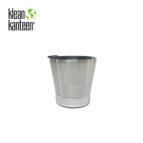 [KLEANKANTEEN] Pint Cup Insulated 237ml W/Lid Stainless