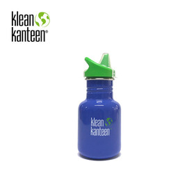 [KLEANKANTEEN] Kid Sippy 355ml Lagoon Blue