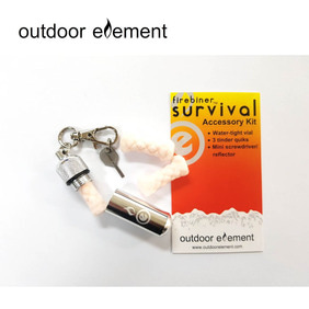 [OUTDOOR ELEMENT] Survival Accessory Kit