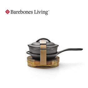 [BAREBONES LIVING] Cast Iron Kit 8 inch