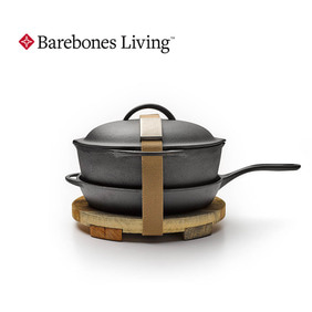 [BAREBONES LIVING] Cast Iron Kit 12 inch