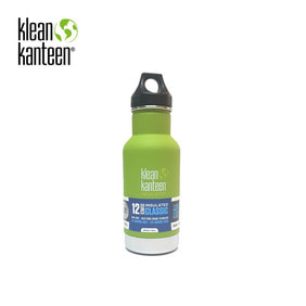 [KLEANKANTEEN] CLASSIC INSULATED 355ml Bamboo Leaf