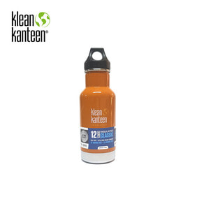 [KLEANKANTEEN] CLASSIC INSULATED 355ml Canyon Orange